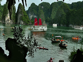 HaLong Map